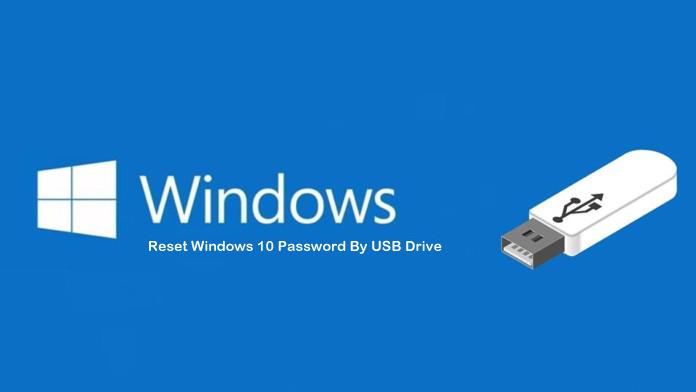 windows 10 password reset usb linux