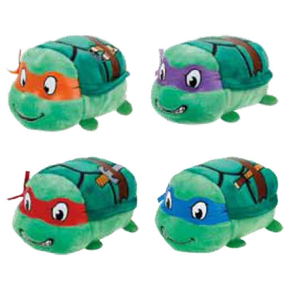 "Ty 9/"" MEDIUM Beanie Baby Buddy Teenage Mutant Ninja Turtles MICHELANGELO MWMT/'s"