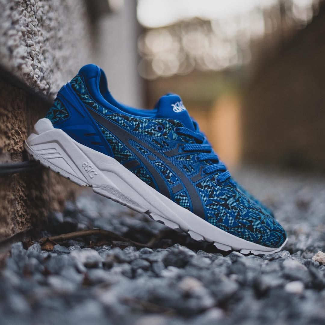 Hanon On Instagram Asics Gel Kayano Origami Is Available To Buy Online Now And Is Priced At 79 00 Asics Gelkayano G Asics Asics Sneaker Kayano Trainer