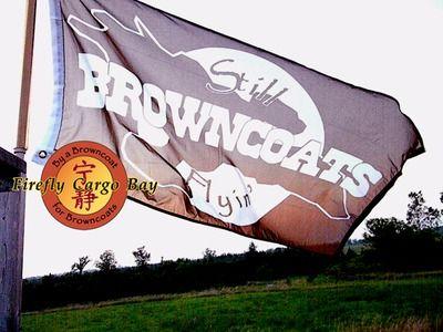 Browncoats Still Flying Flag