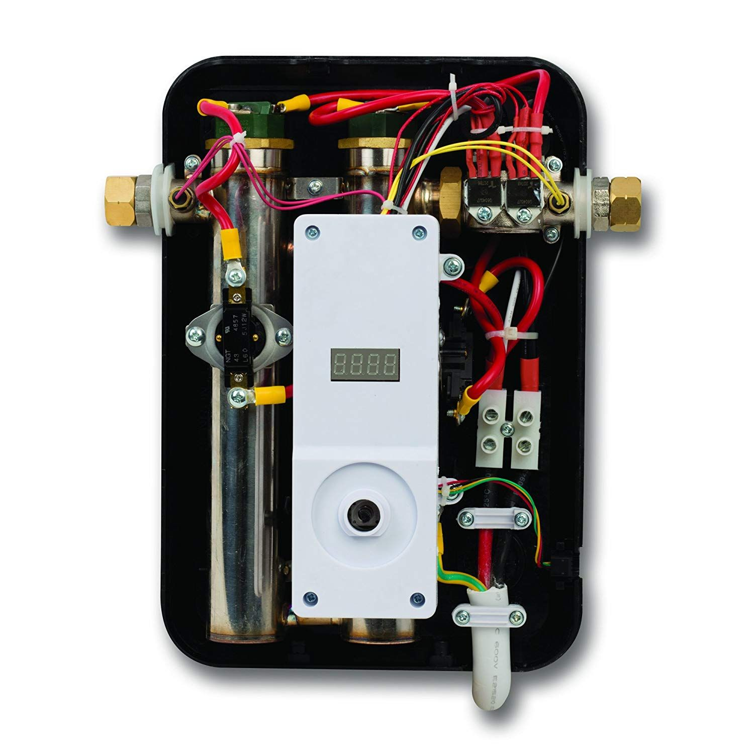 tankless water heater dubai i tankless hot water heater, 13kw at 240 volts  with patented self modulating technology
