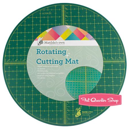 Matilda's Own Self Healing Rotating Cutting Mat - perfect for your ... : cutting mat for quilting - Adamdwight.com