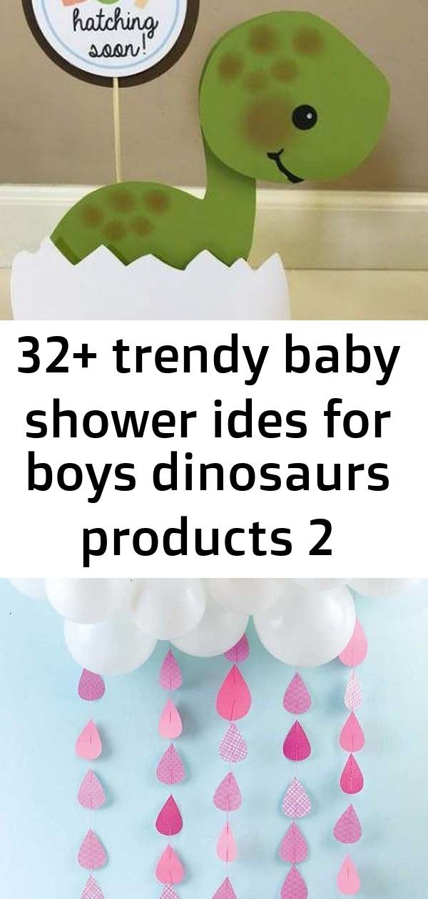 32+ trendy baby shower ides for boys dinosaurs products 2 #biglittlerevealthemes