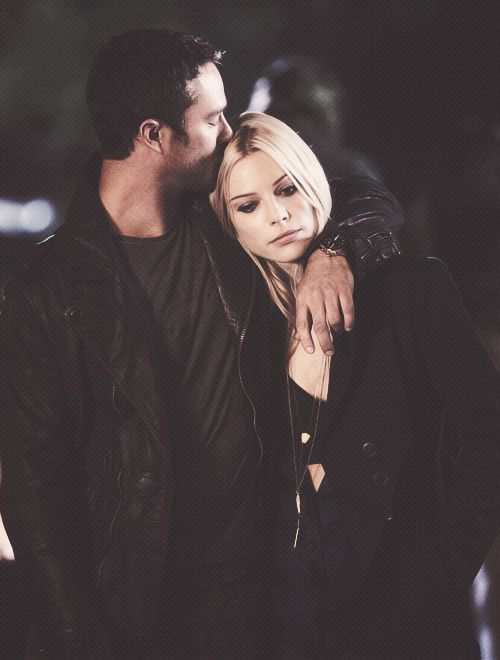 Kelly Severide + Leslie Shay (Chicago Fire) RIP SHAY