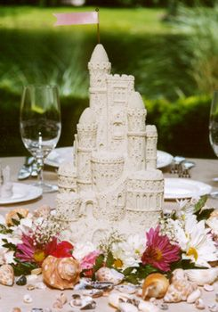 Five Fun Beach Themed Centerpieces For Your Summer Table
