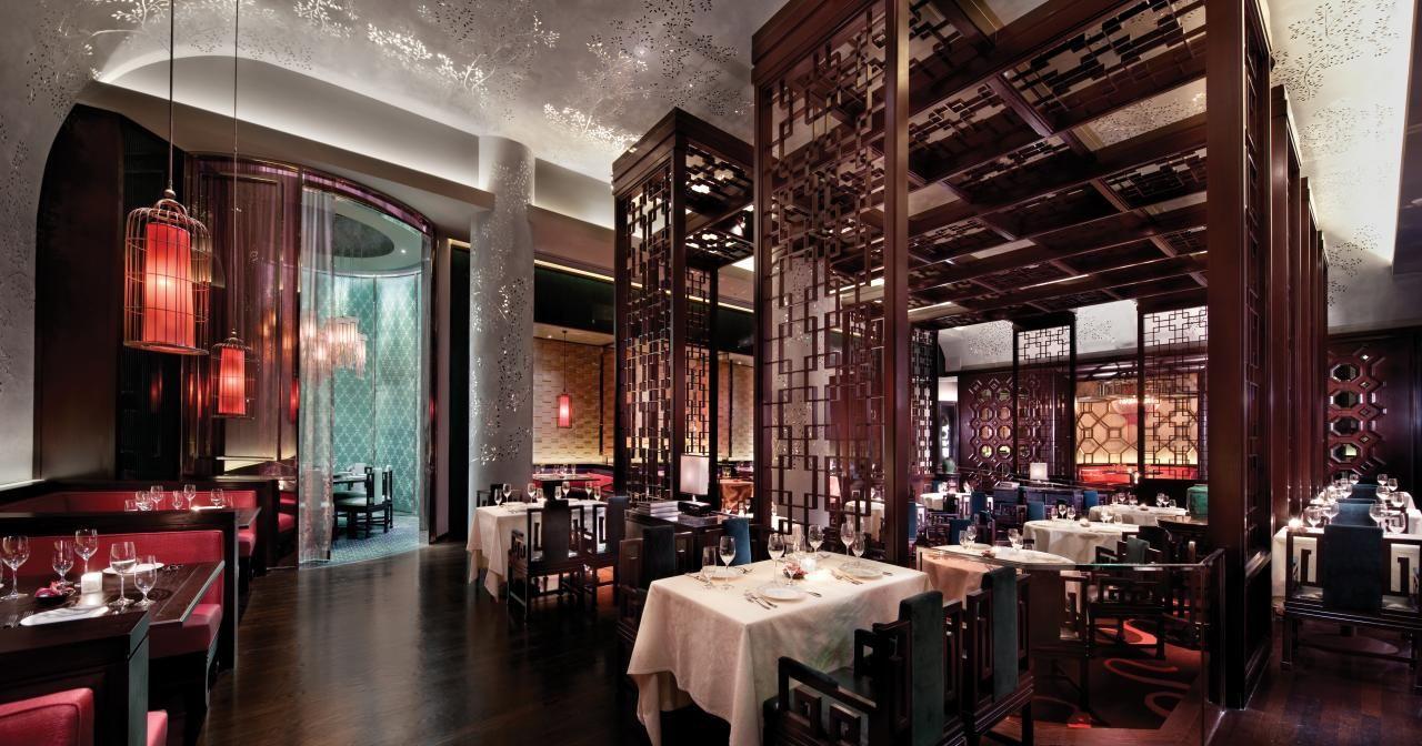 Blossom Las Vegas Chinese Restaurant At Aria At Citycenter Las Vegas Restaurants Vegas Restaurants Las Vegas Hotels