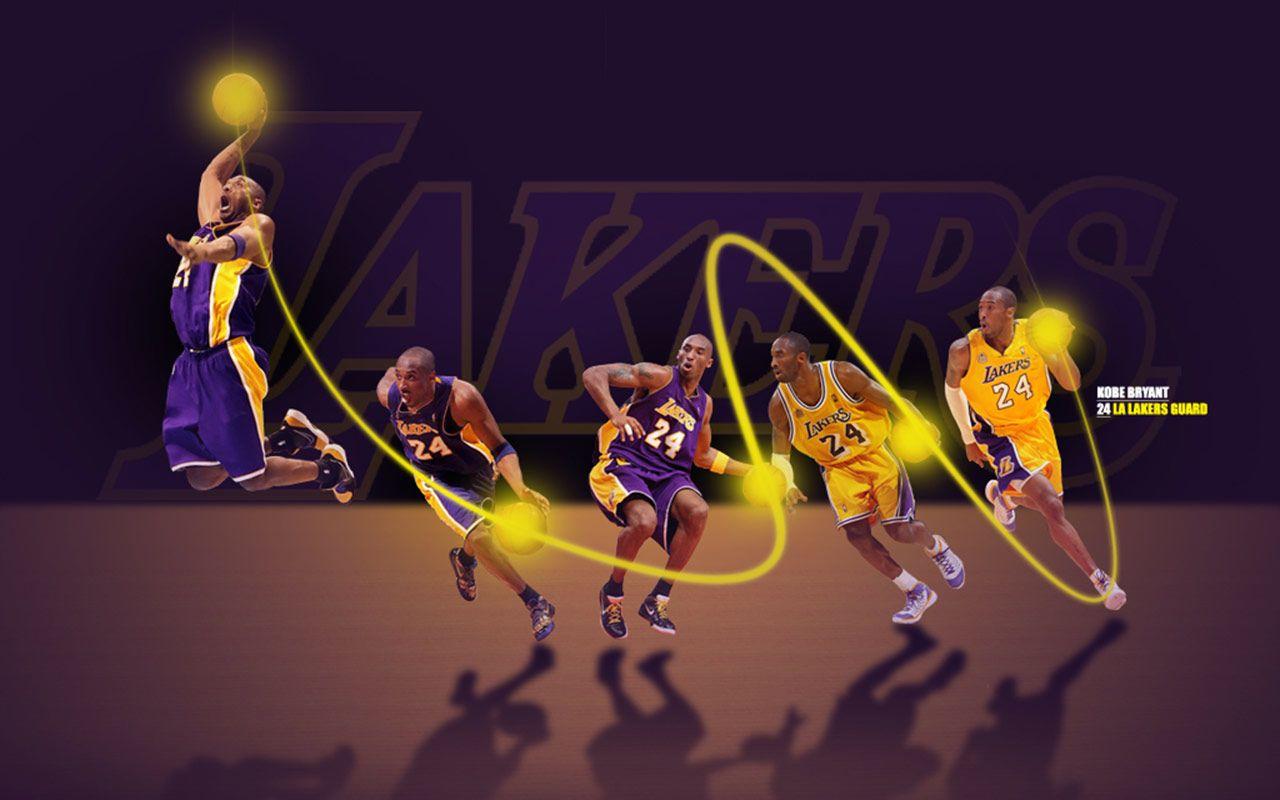Lakers Kobe Wallpaper Lakers Basketball Los Angeles Lakers