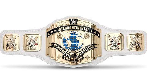 Wwe Intercontinental Championship Wikipedia Wwe Belts Wwe Championship Belts Wwe Intercontinental Championship