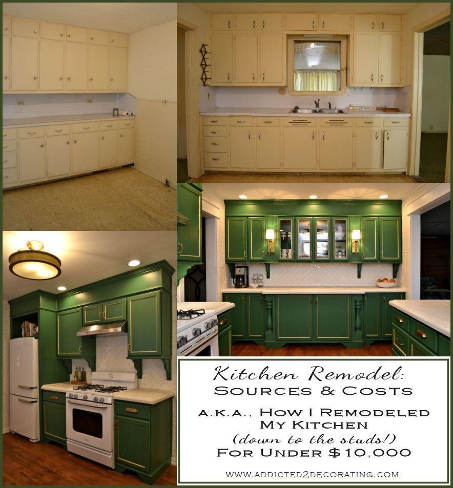15++ Kitchen remodel cost breakdown ideas