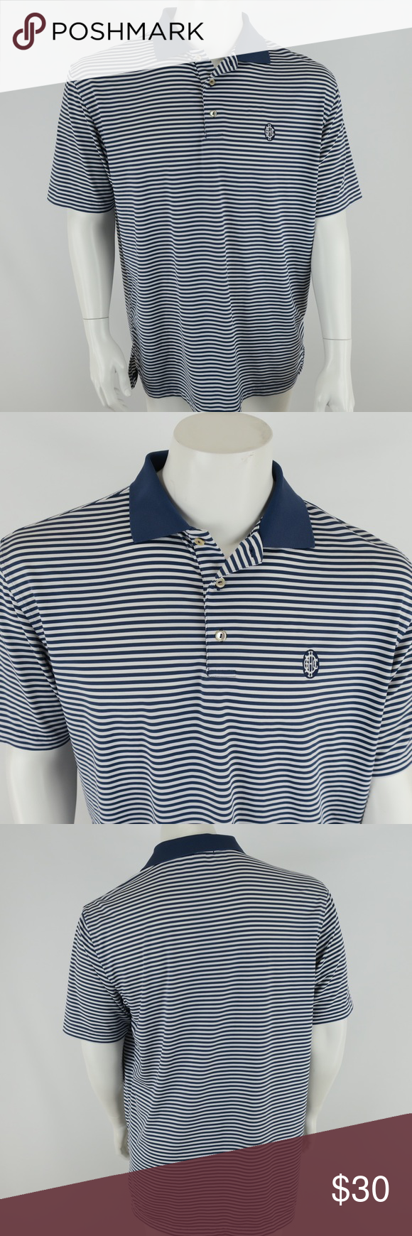 Peter Millar Golf Polo Shirt Peter Millar Golf Polo Shirt