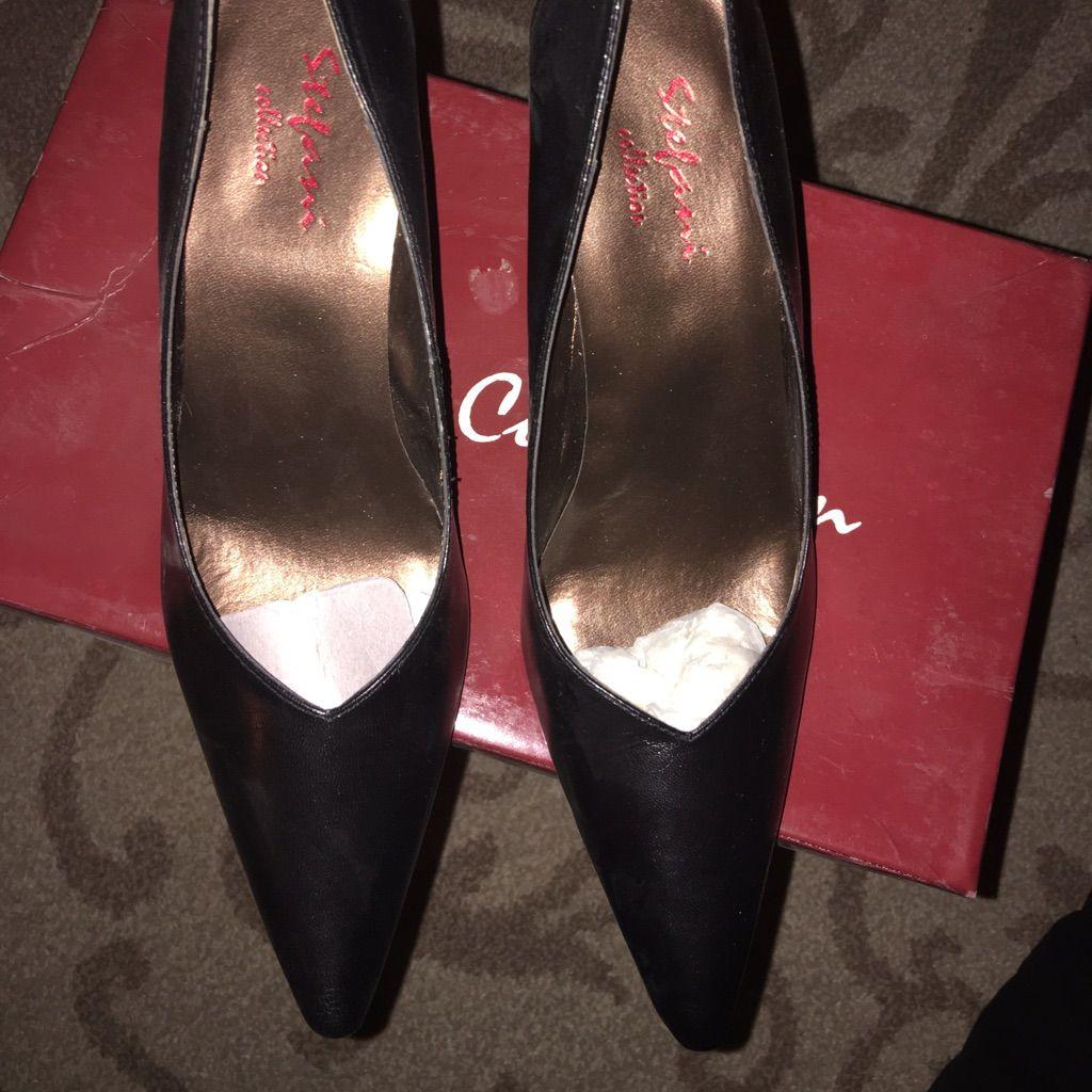 Stefani Collection Heels