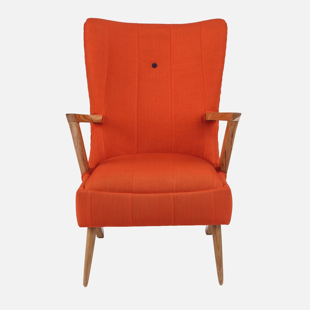 Adunni Chair Osan Mid Century Modern Armchair Afr