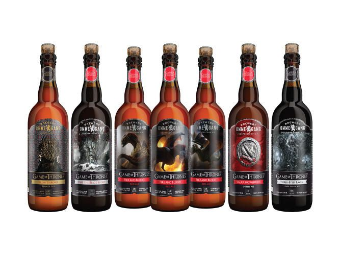 Slake Your Undying Game of Thrones Thirst With HBO's Newest Brew,