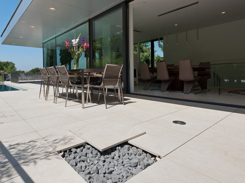Cremo Delicato Stone Source Outside Flooring Pavers Outdoor Furniture Sets