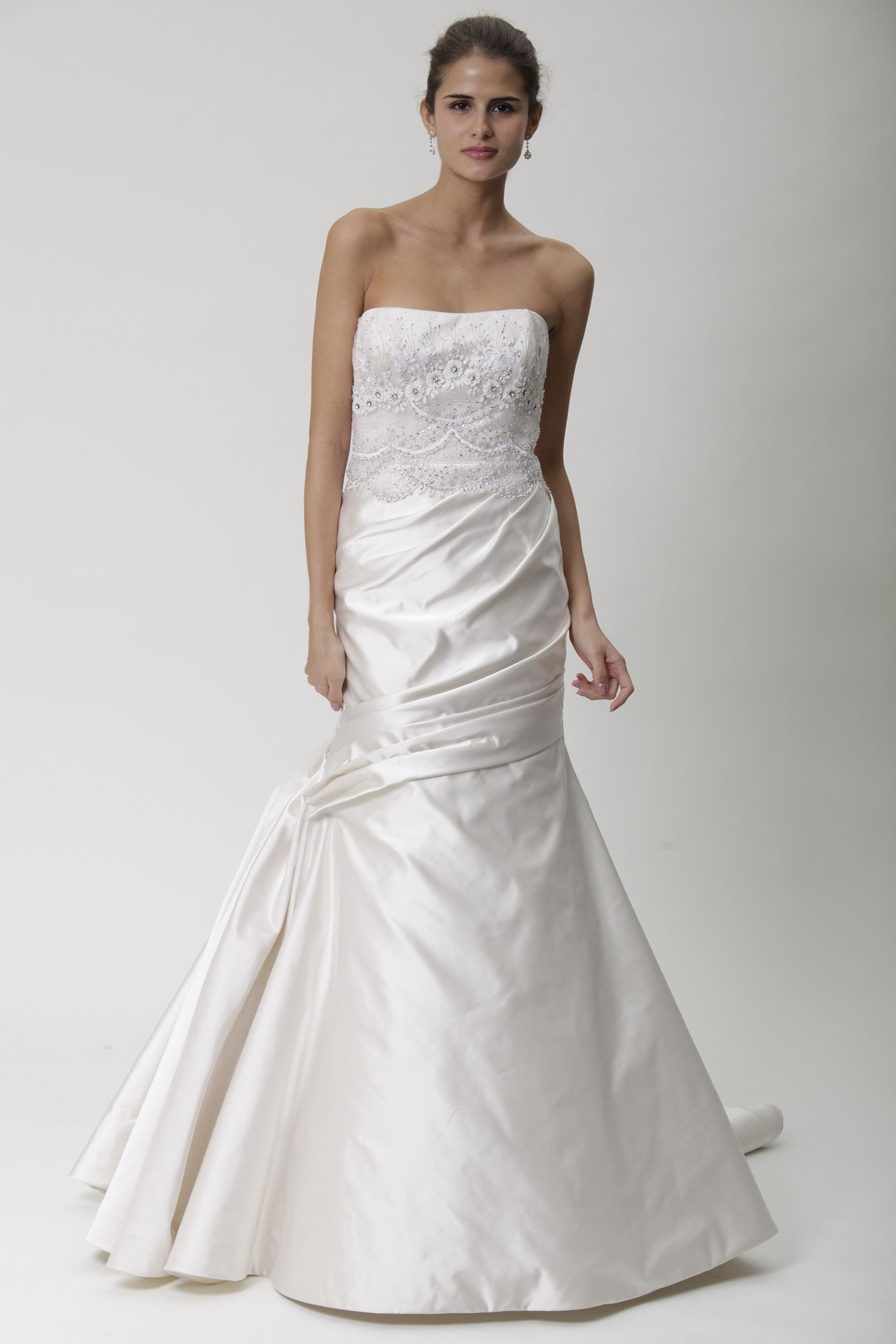 "Rivini ""Julietta"" gown Fall 2012 Musette Bridal Boston"