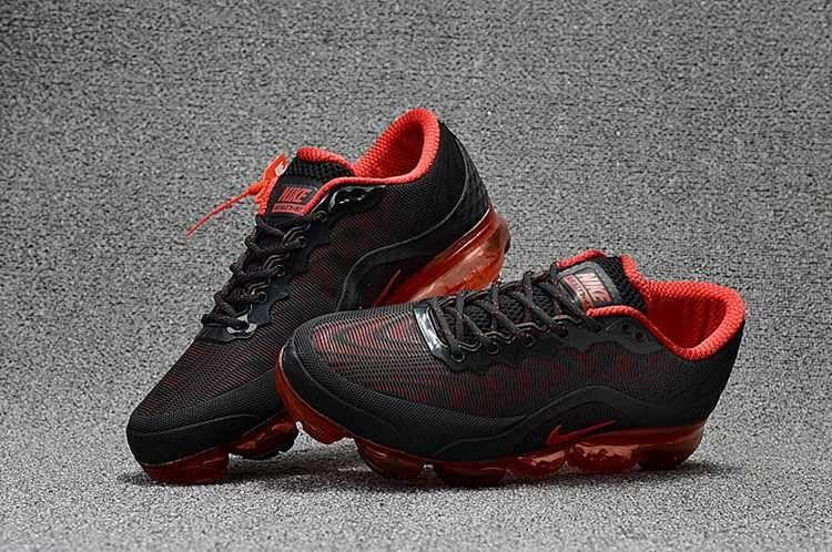 official photos website for discount pretty nice Nike 2018.5 KPU Air Vapor Sports Shoes Men Black Red 40-47 ...