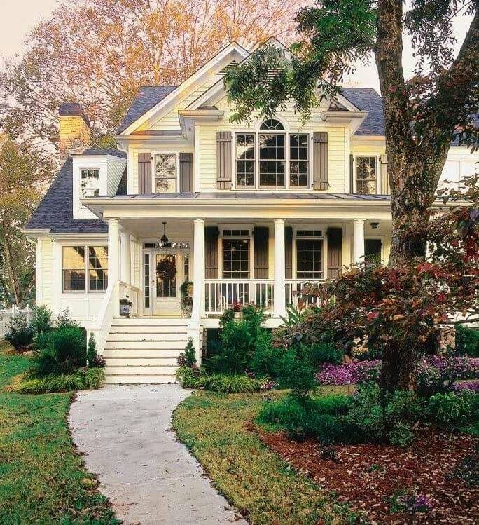 Southern Charm | House of Dreams | Pinterest | Southern, House and ...