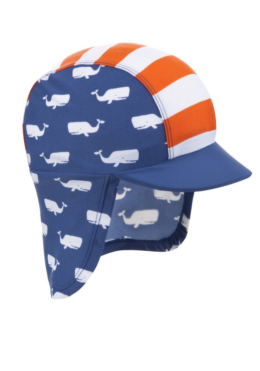 Clothing at Tesco | F&F Whale Swim Hat > swimwear > Baby ...