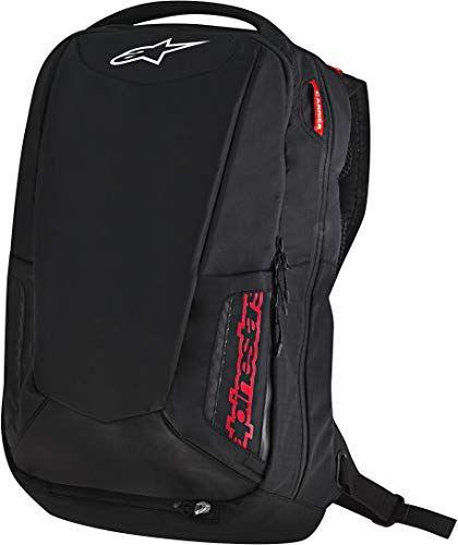 Photo of New Alpinestars 3517-0402 Black/Red 25 Liter City Hunter Backpack online