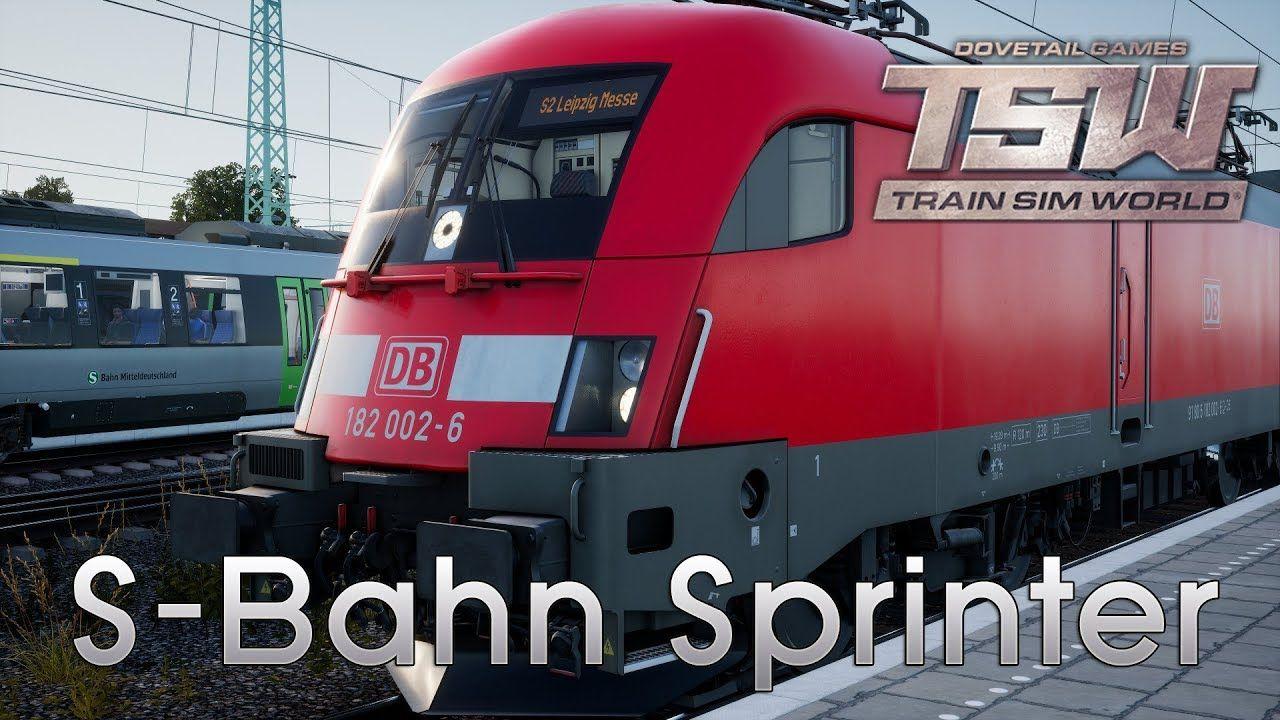 Train Sim World: Rapid Transit Scenarios 6: S-Bahn Sprinter