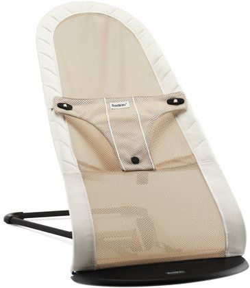 Baby Bjorn Babysitter Balance Air Sand Beige Baby Bjorn New Baby Products Baby Bouncer