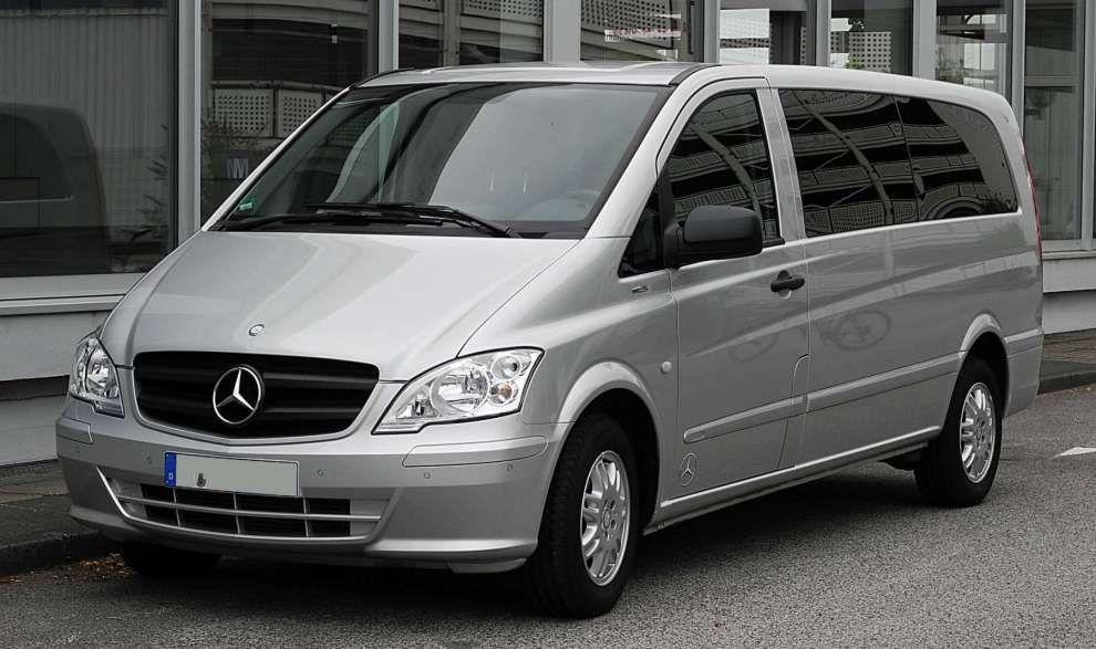 Transfer Tickets Mercedes Benz Vito Mercedes Mercedes Benz