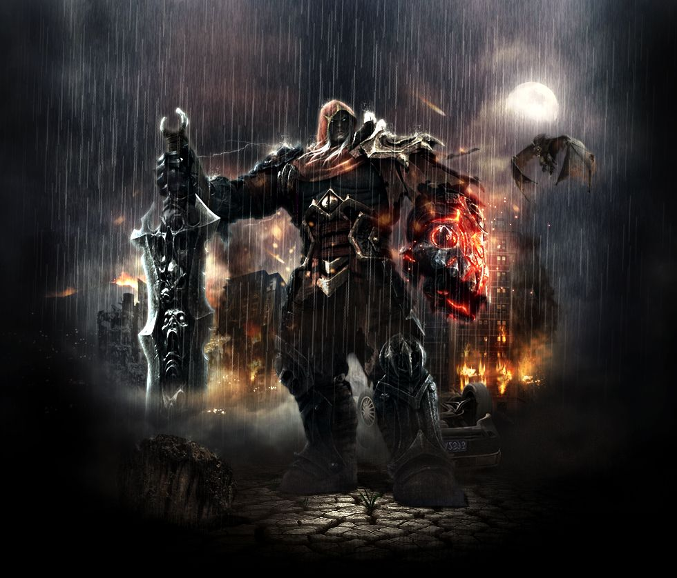 Darksiders War Wallpaper By