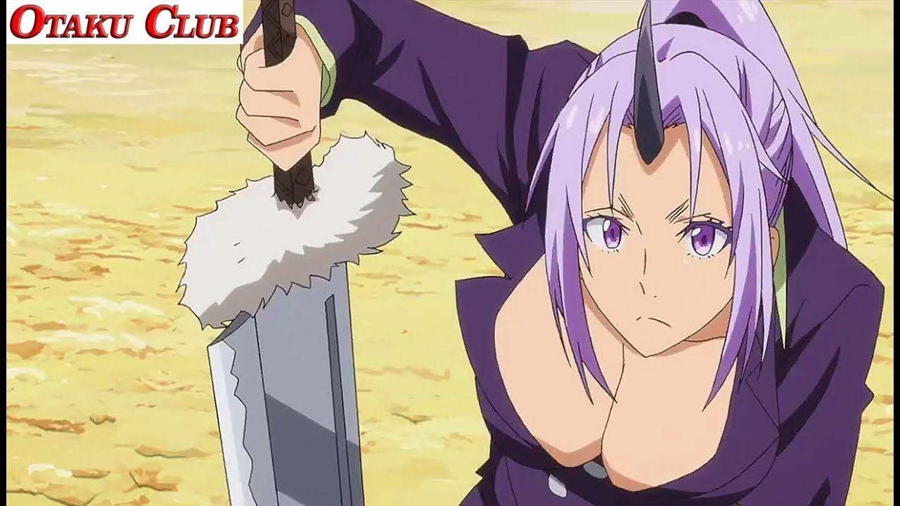Shion - Waifu with BIG Sword and BIG   | anime | Anime