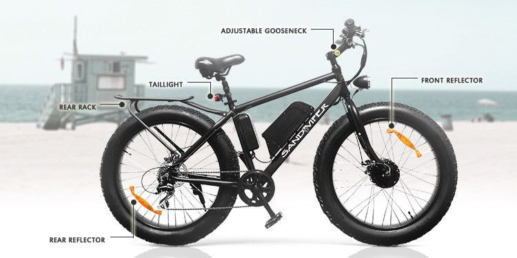 Affordable Electric Bikes >> A Terrific Affordable Fully Equipped Electric Bike For