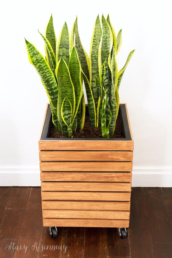 Diy Modern Planter Box Diy Life Pinterest Planter Boxes Diy