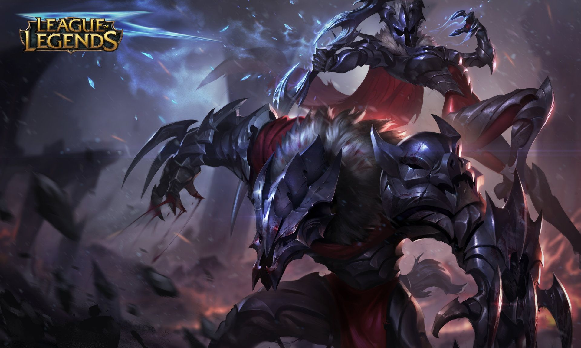 Marauder Skin For League Of Legends Chengwei Pan Lol League Of Legends Lol Champions League Of Legends