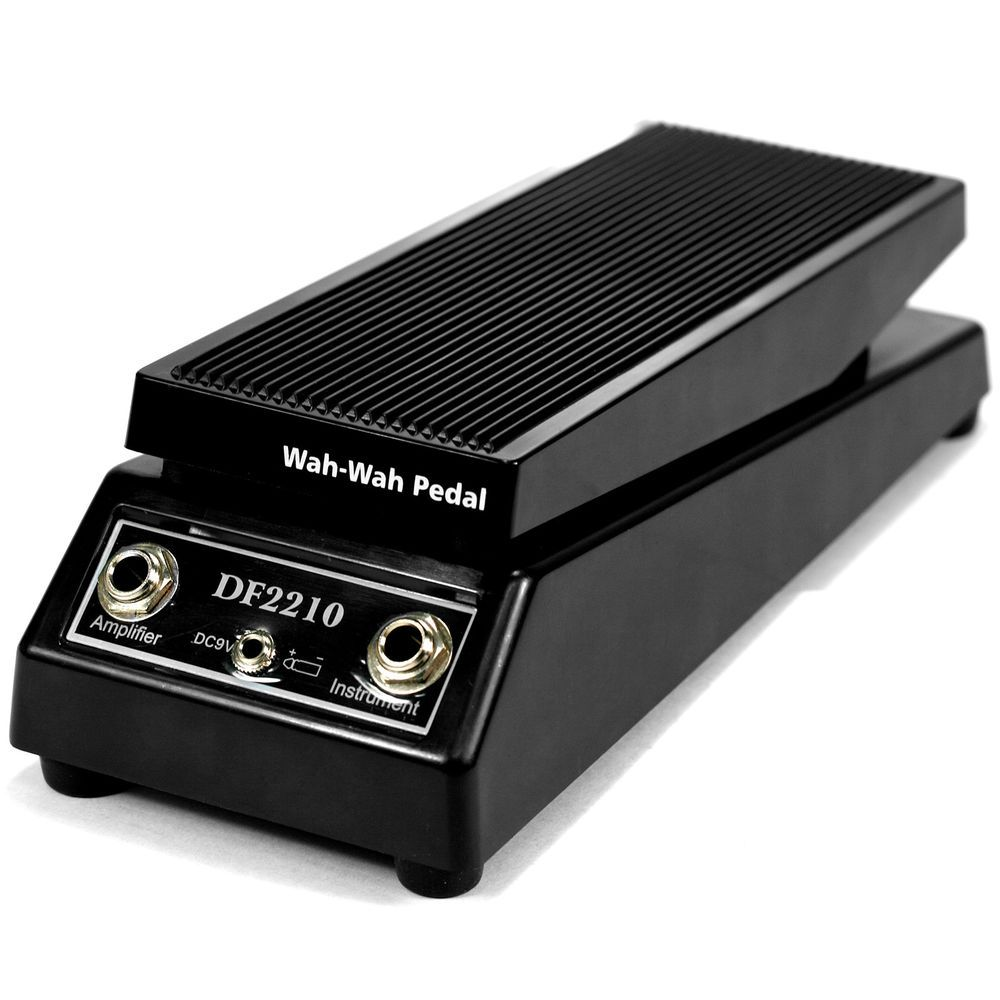 wah wah sound music electric guitar effect fx pedal black df2210 z002 uk sy guitar effects in. Black Bedroom Furniture Sets. Home Design Ideas