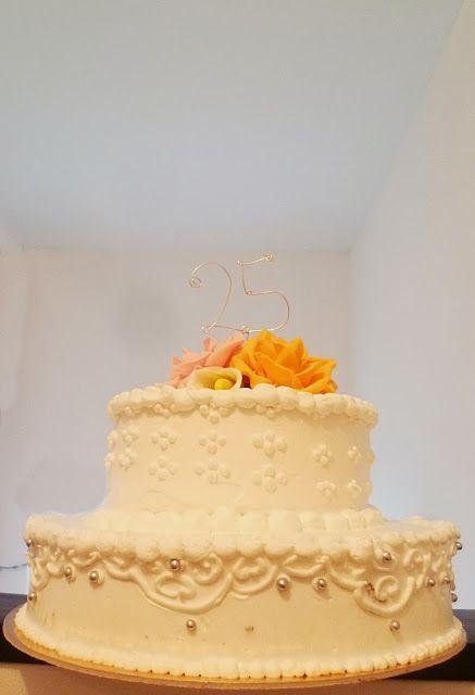 wedding cake, fondant flowers