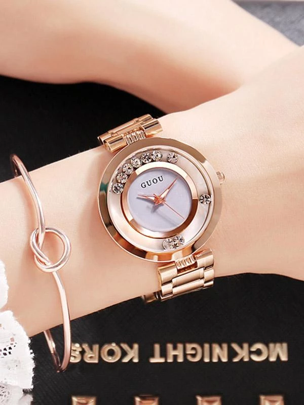 Ultra thin Stainless Steel Women's Watch | Simple watches
