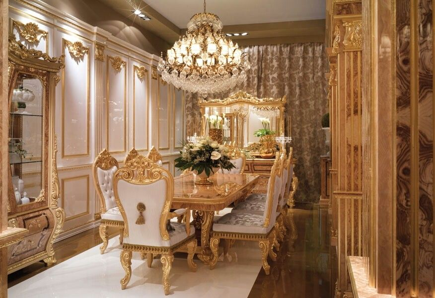 Find This Pin And More On Dining Room / Esszimmer / Jadalnia   Luxury By  Kamilaleonczyk.