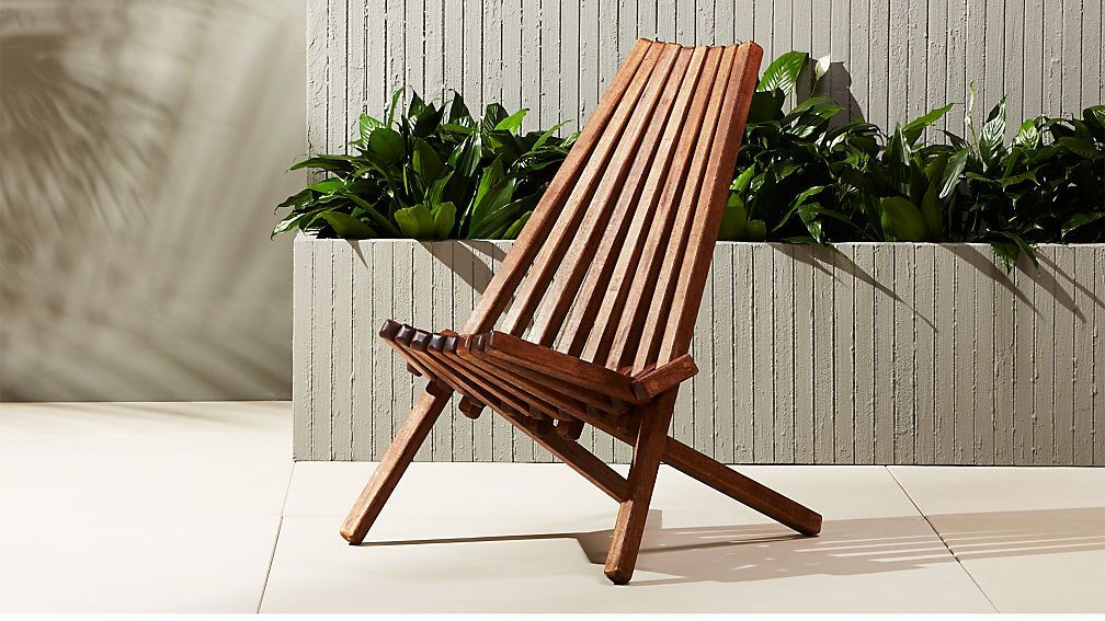 Maya Wood Outdoor Chair Outdoor Chairs Outdoor Rocking Chairs