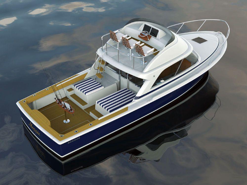 Bertram 35 Boat, Fishing boats, Sport fishing boats