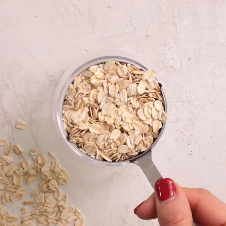 Overnight Oats x 4 Ways