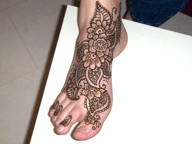 Mehndi Patterns Images : Easy henna designs for beginners mehndi