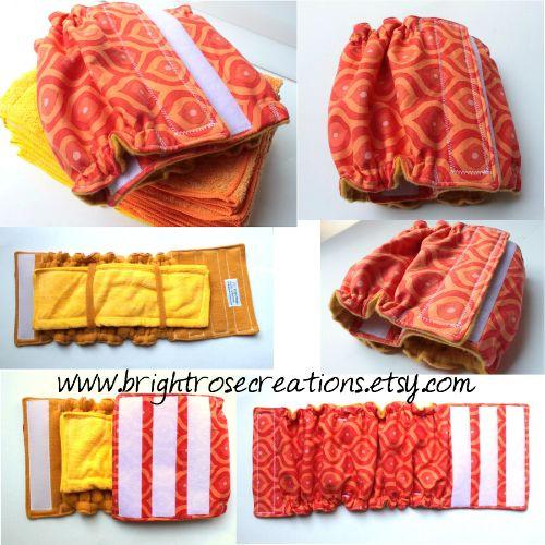 Dog Belly Band Pattern Diy Pdf Sewing Pattern Make It