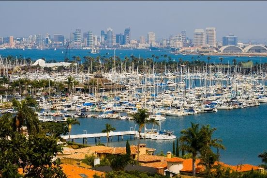 Take a Trip to Beautiful San Diego. California #sophisticated #dowtown