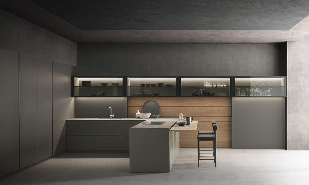 Cucina Moderna Light Cucine Moderne Cucine Progetti Di Cucine