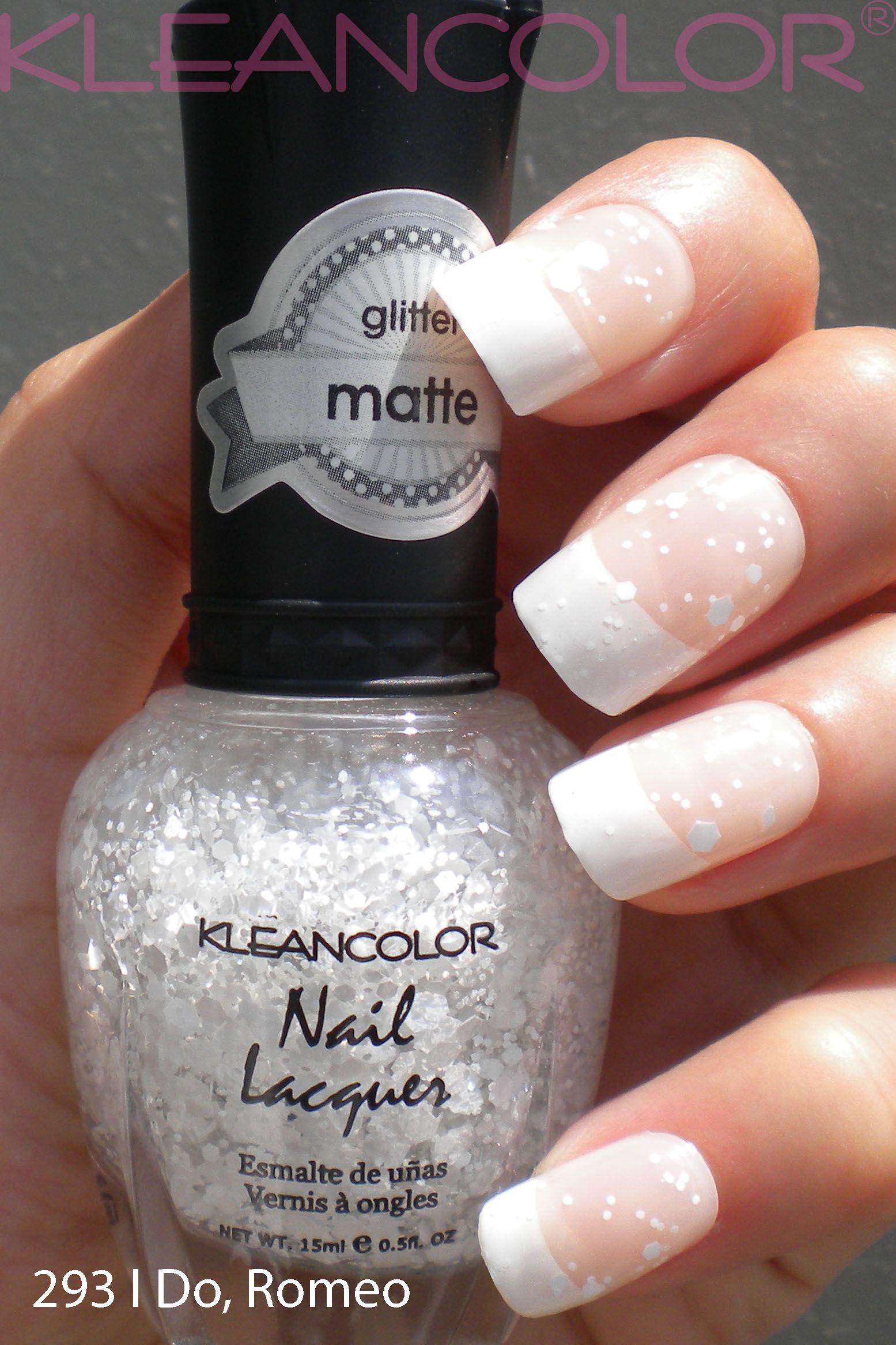 293 I Do, Romeo #matteglitter #matte #polish | Matte Nail Lacquer ...