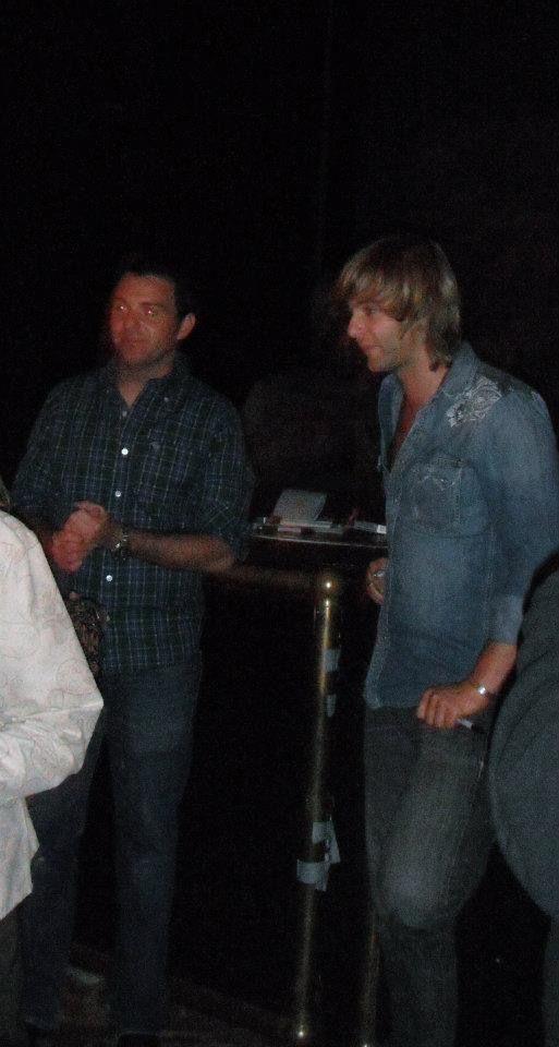 Ryan kelly and keith harkin at a meet and greet celtic thunder ryan kelly and keith harkin at a meet and greet celtic thunder m4hsunfo