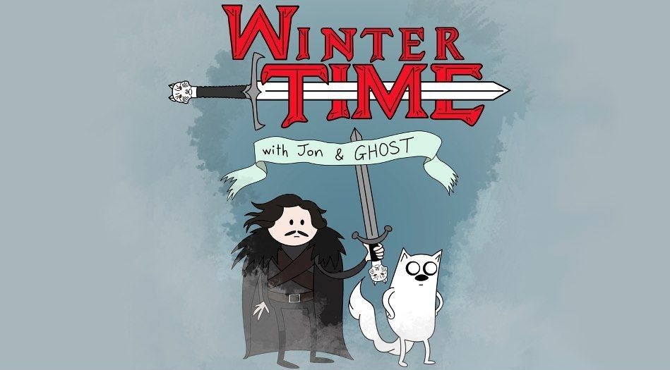 Winter Time is Coming...\o/