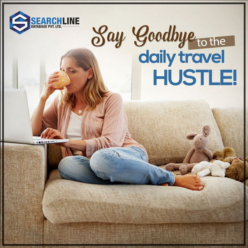 Pin by Searchline Database Pvt Ltd on Work From Home Jobs