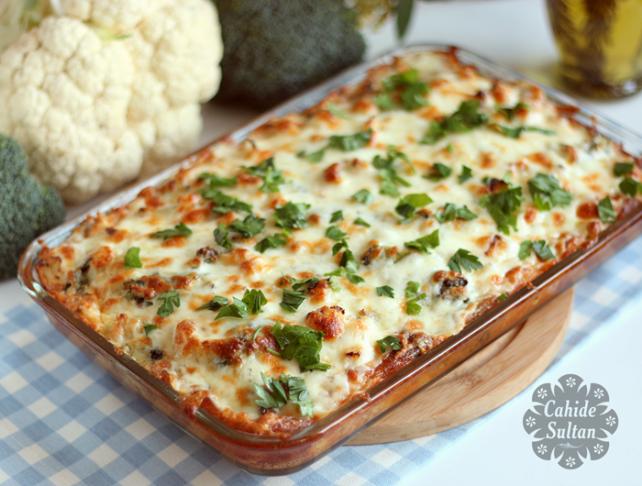 Photo of Cauliflower gratin recipe