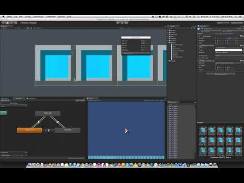Unity 4 3 Tutorial - Make A 2D 2-Player Platformer Game - YouTube