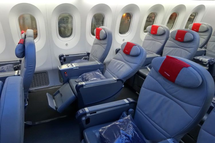 What It S Like To Fly Norwegian Air Business Class Norwegian Air Norwegian Airlines Business Class
