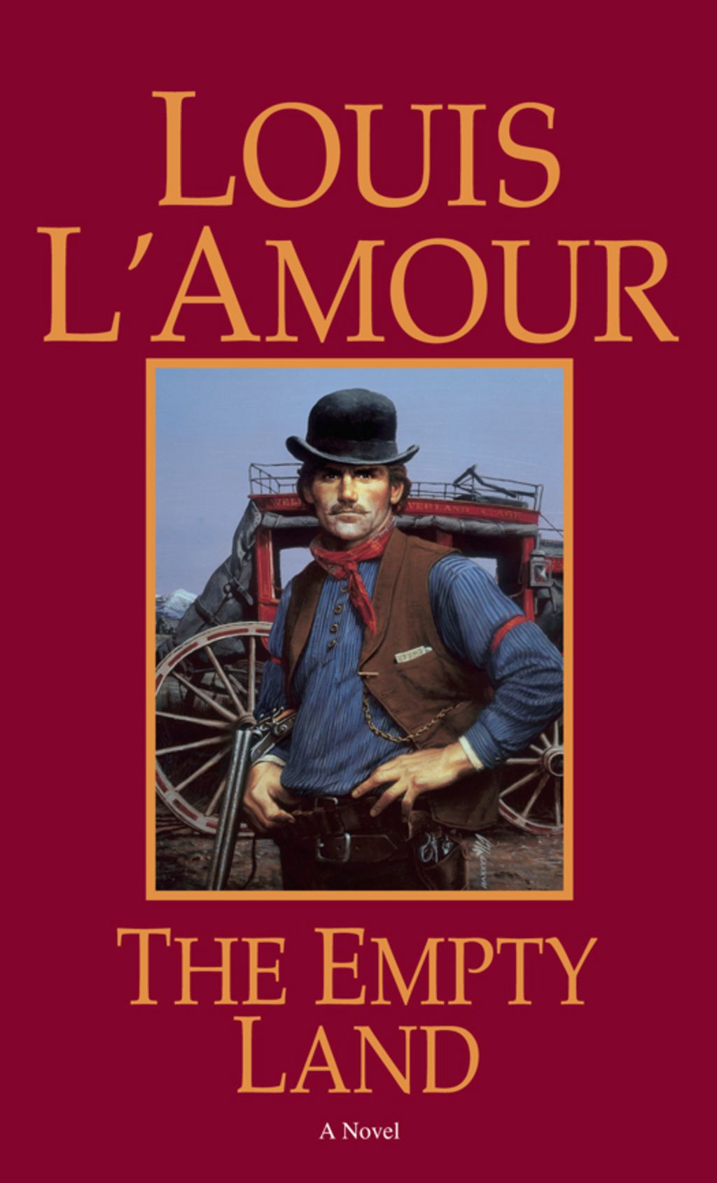 The empty land ebook western books novels